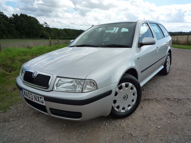 used Skoda Octavia AMBIENTE TDI in chepstow-monmouthshire