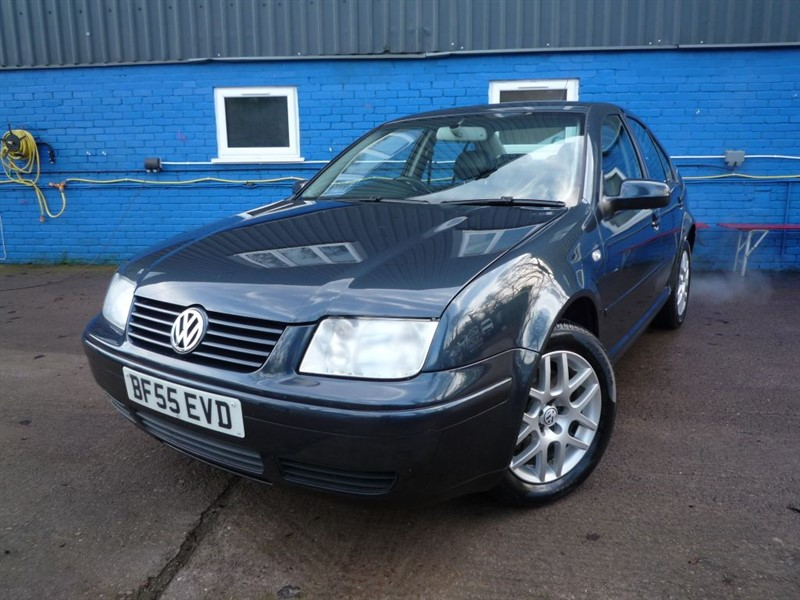 used VW Bora HIGHLINE TDI in chepstow-monmouthshire