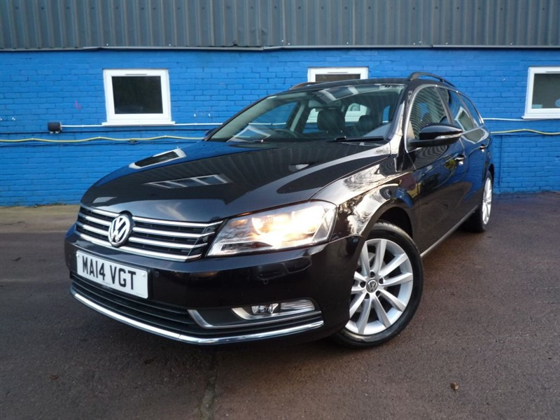 used VW Passat EXECUTIVE TDI BLUEMOTION TECHNOLOGY DSG in chepstow-monmouthshire