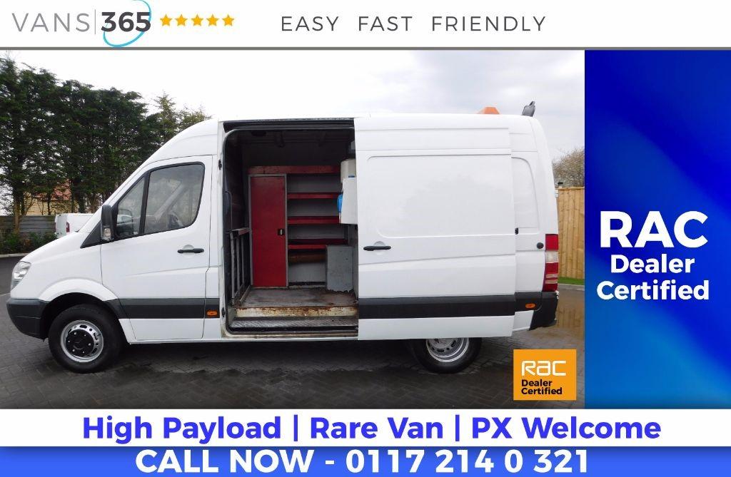 white mercedes sprinter for sale bristol rh vans 365 com