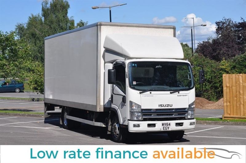 used Isuzu  FORWARD N75.190 L 190 BHP TAILIFT AUTO  in bristol