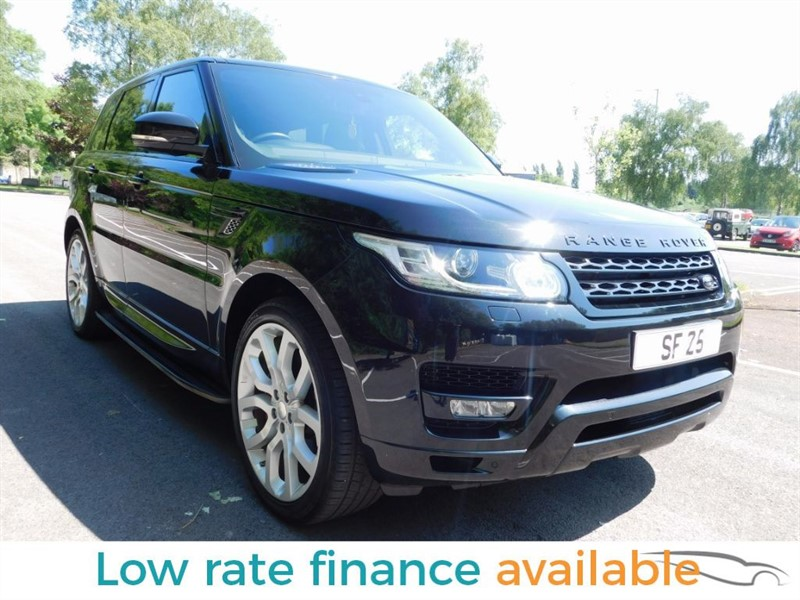 used Land Rover Range Rover Sport SDV6 HSE OVER 5K OF EXTRAS! in bristol