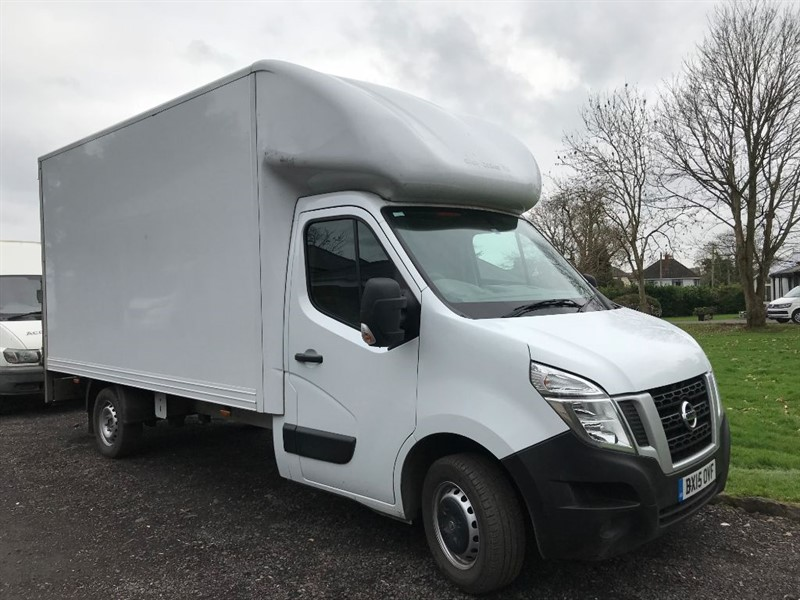 used Nissan NV400 ONLY 62K MILES TAILIFT  in bristol