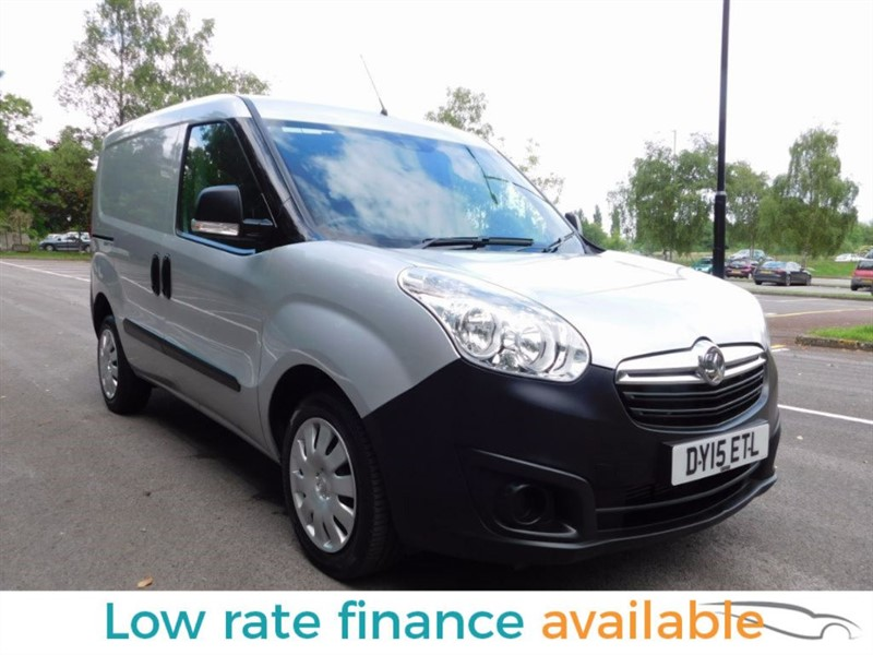 Vauxhall Combo for sale