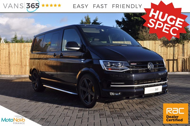 used VW Transporter FACTORY 200BHP! DSG T32 GTS W/V BMT in bristol