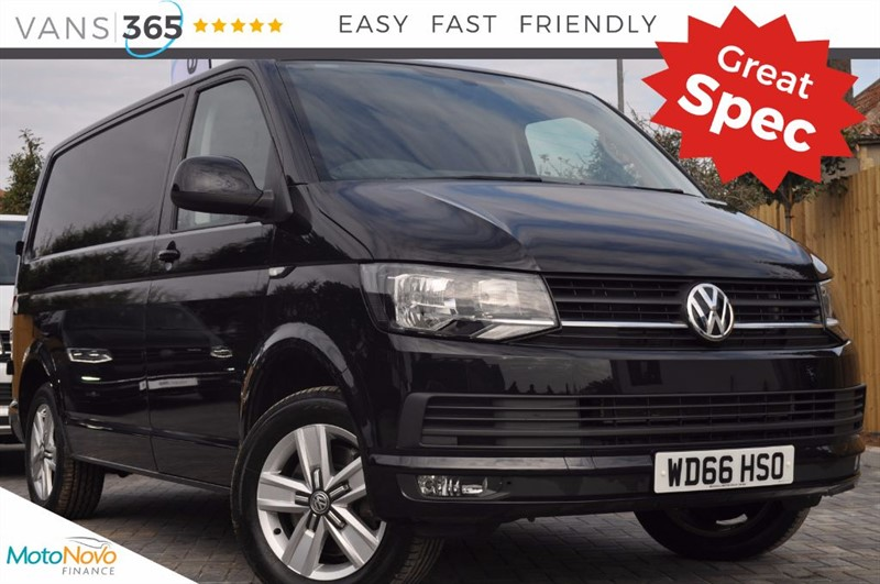 used VW Transporter *NO VAT* AIR CON T28 DSG AUTO 201 BHP!TDI P/V HIGHLINE in bristol