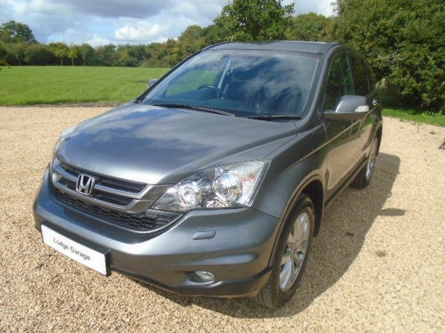 used Honda CR-V I-VTEC ES in aylesbury-buckinghamshire