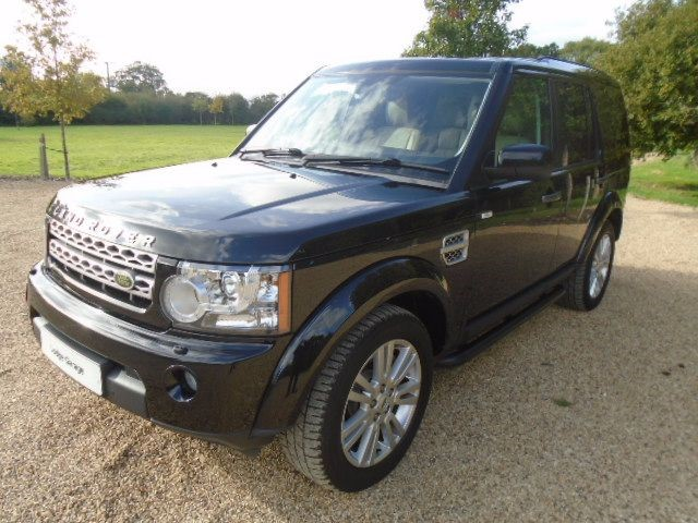 used Land Rover Discovery 4 TDV6 HSE in aylesbury-buckinghamshire