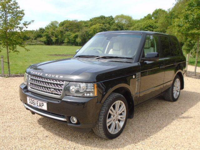 used Land Rover Range Rover TDV8 VOGUE in aylesbury-buckinghamshire