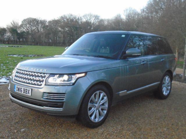 used Land Rover Range Rover TDV6 VOGUE SE in aylesbury-buckinghamshire