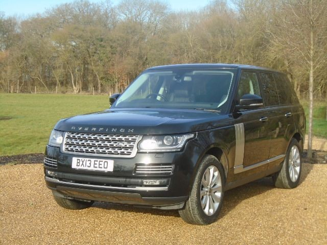 used Land Rover Range Rover SDV8 VOGUE SE in aylesbury-buckinghamshire