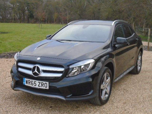 used Mercedes GL A-CLASS GLA 200 D AMG LINE in aylesbury-buckinghamshire