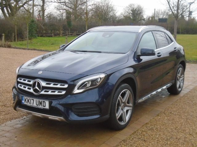 used Mercedes GL A-CLASS GLA 200 D AMG LINE PREMIUM in aylesbury-buckinghamshire