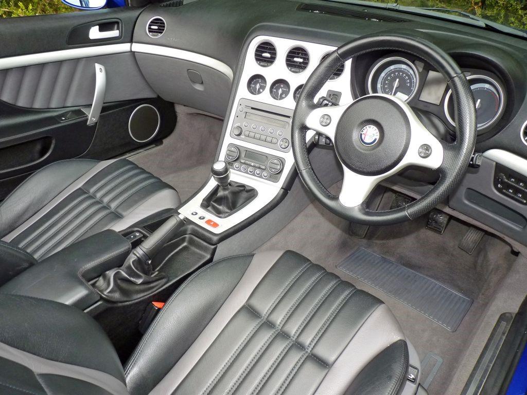 Used Misano Blue Metallic Alfa Romeo Spiderfor Sale Dorset Steering Box No Photos Available