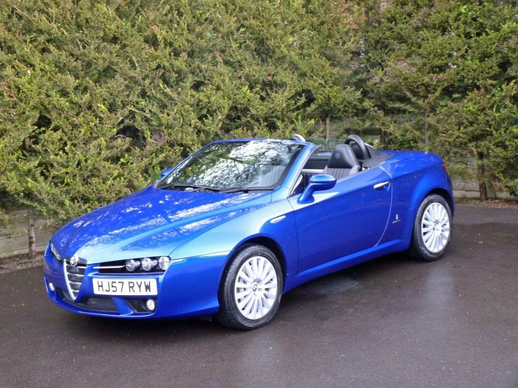 Used Misano Blue Metallic Alfa Romeo SpiderFor Sale Dorset - Alfa romeo spider for sale