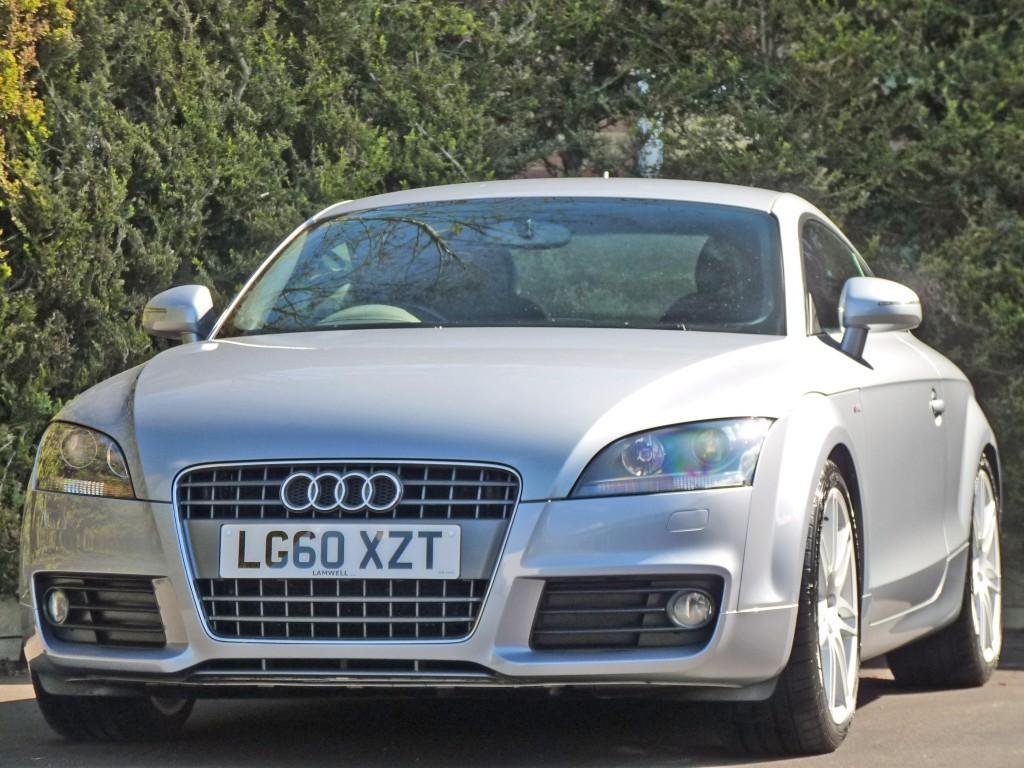 Audi For Sale >> Used Monza Silver Metallic Audi Ttfor Sale Dorset
