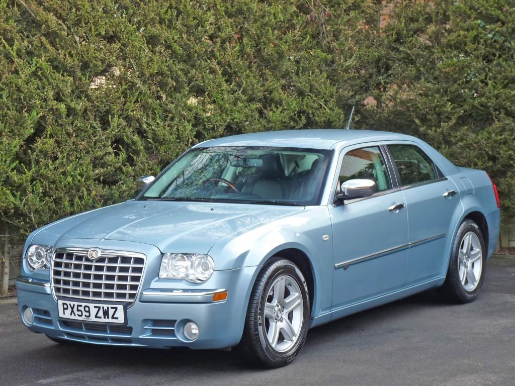 Chrysler For Sale >> Used Horizon Blue Metallic Chrysler 300cfor Sale Dorset
