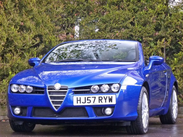 used Alfa Romeo Spider JTDM in dorset