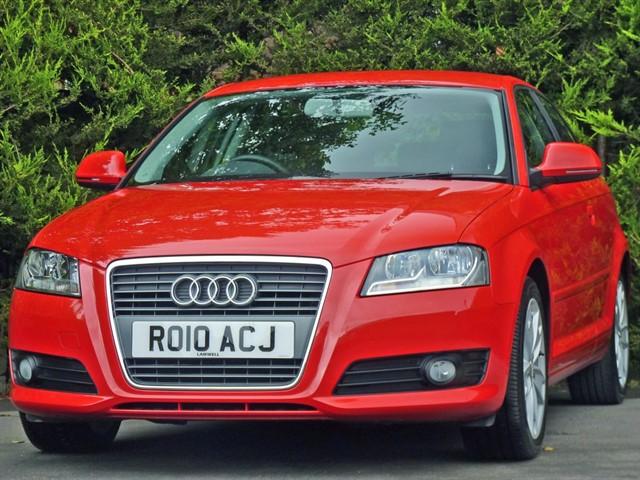 used Audi A3 1.4 TFSI SPORT in dorset