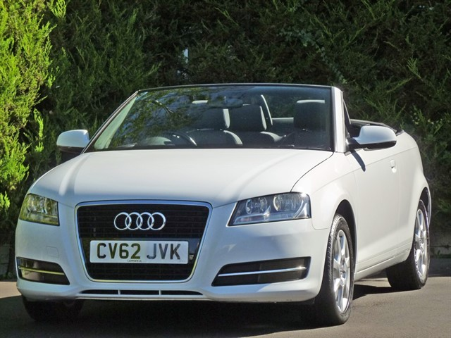 used Audi A3 TFSI in dorset