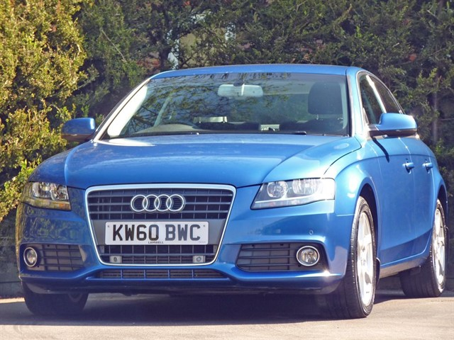 used Audi A4 2.0 TDI SE in dorset