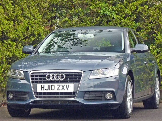 used Audi A4 TDI SE in dorset