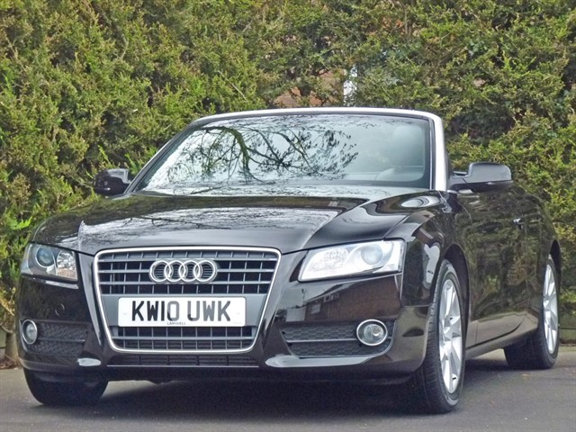 used Audi A5 TFSI SE in dorset