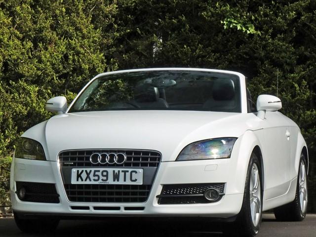 used Audi TT TDI QUATTRO in dorset