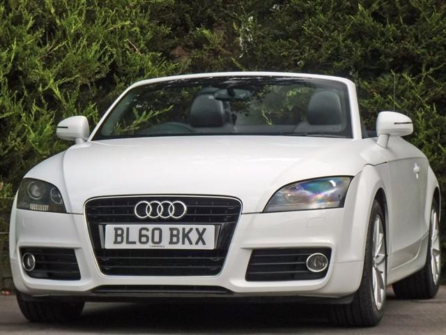 used Audi TT 1.8 TFSI SPORT in dorset