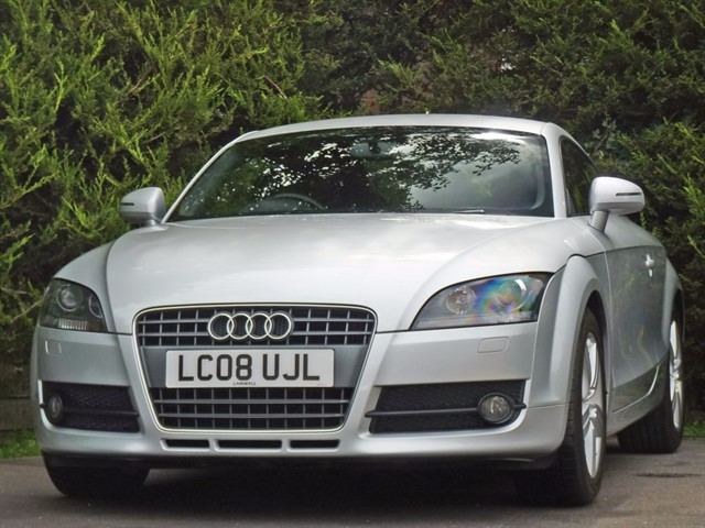 used Audi TT 2.0 TFSI COUPE in dorset