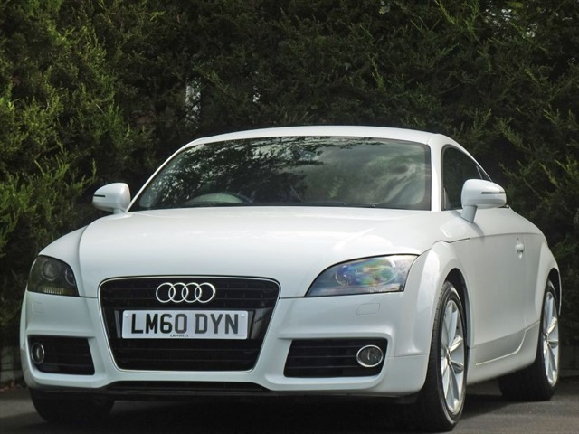 used Audi TT 2.0 TFSI SPORT in dorset