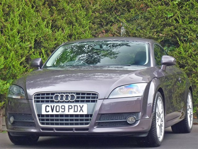 used Audi TT 2.0 TFSI in dorset