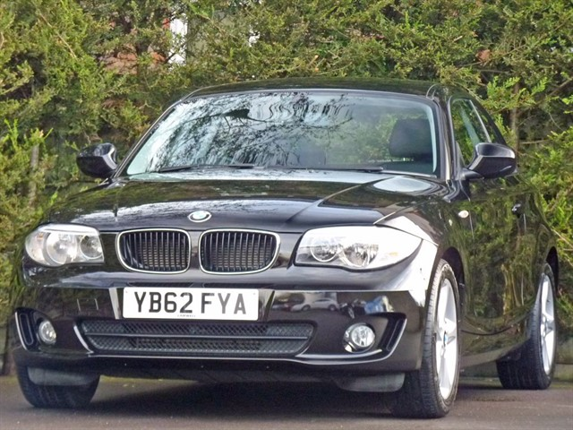 used BMW 118d 2.0 SE AUTOMATIC in dorset