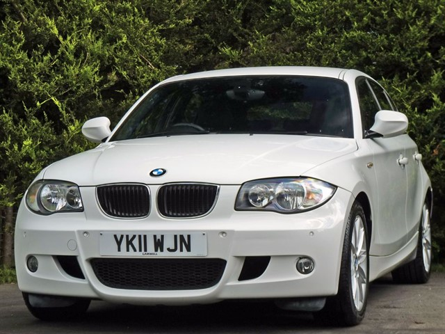 used BMW 118d 2.0 M SPORT in dorset
