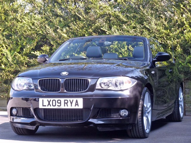 used BMW 120i 2.0 M SPORT CONVERTBLE in dorset