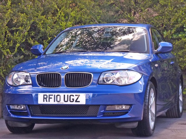 used BMW 120i 2.0 SE COUPE in dorset