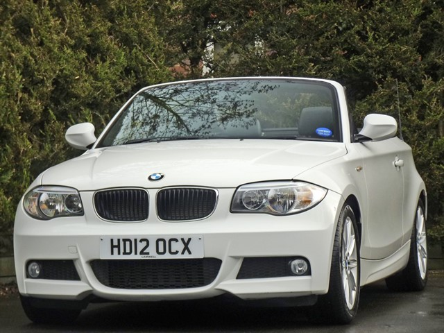 used BMW 118d M SPORT in dorset