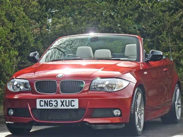 used BMW 118d 2.0 SPORT PLUS EDITION AUTOMATIC in dorset