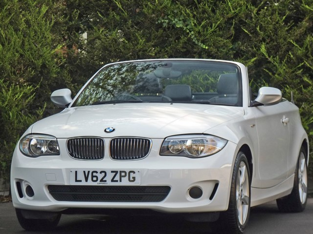 used BMW 118d 118d EXCLUSIVE EDITION CONVERTIBLE in dorset