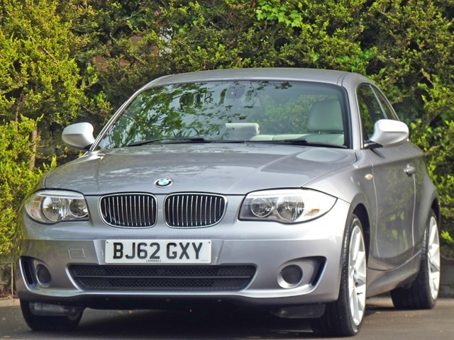 used BMW 118d 118d 2.0 EXCLUSIVE EDITION COUPE in dorset