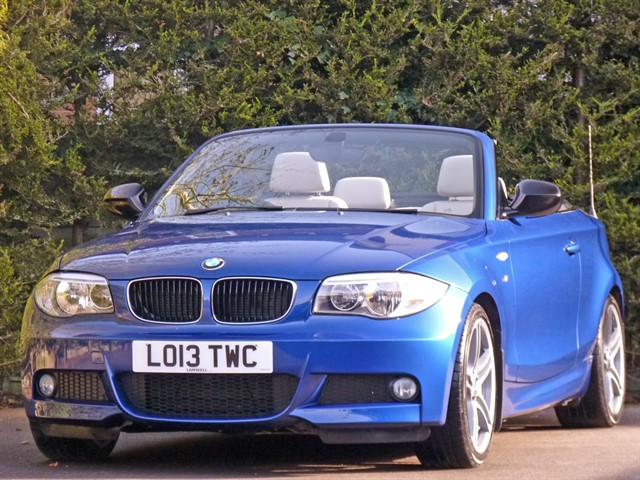 used BMW 118i SPORT PLUS EDITION in dorset