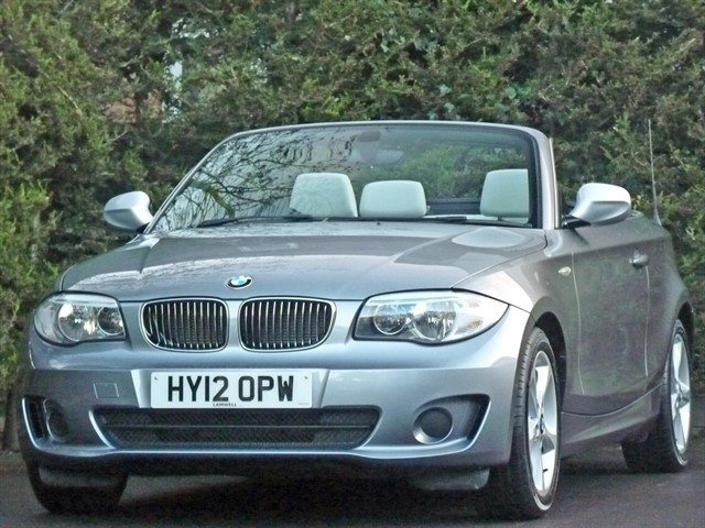 used BMW 118i EXCLUSIVE EDITION CONVERTIBLE in dorset