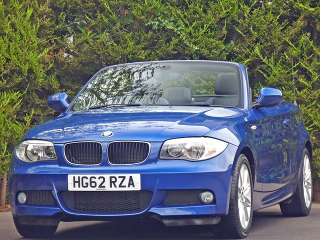 used BMW 118i 2.0 M SPORT AUTOMATIC in dorset