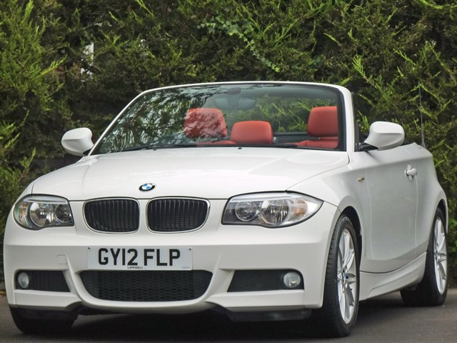 used BMW 120i M SPORT in dorset