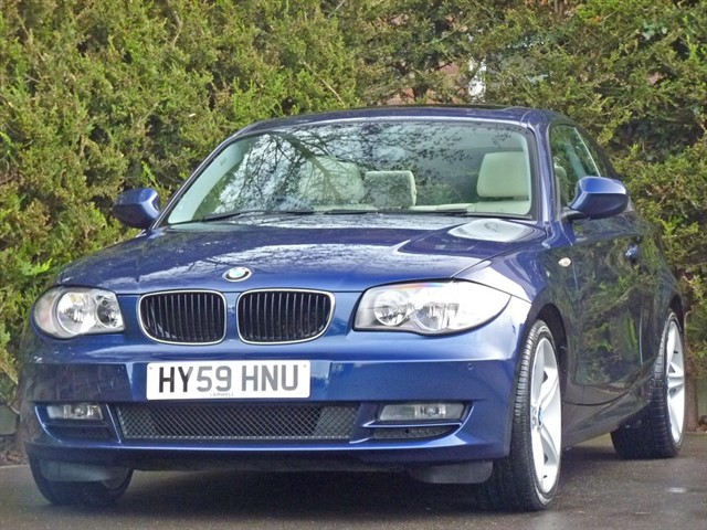 used BMW 120i SE in dorset