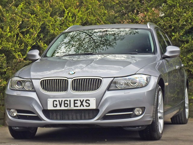 used BMW 320d EXCLUSIVE EDITION TOURING AUTOMATIC in dorset