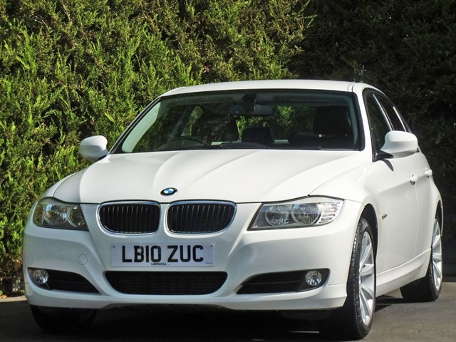 used BMW 320d SE BUSINESS EDITION in dorset