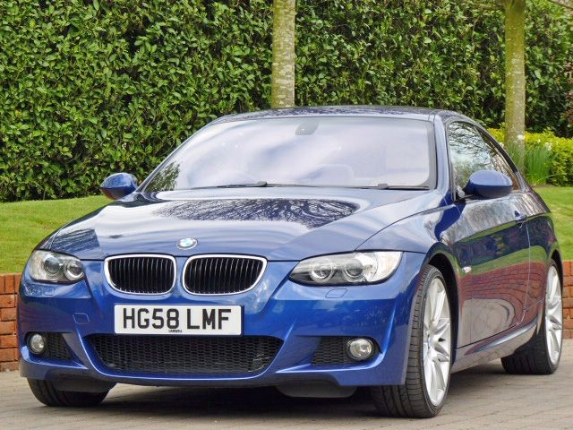 used BMW 320i M SPORT in dorset