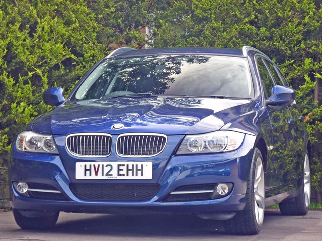 used BMW 320i EXCLUSIVE EDITION TOURING in dorset