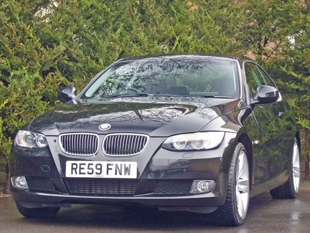 used BMW 325d 3.0 SE HIGHLINE AUTOMATIC in dorset